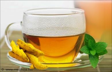 روش سم زدایی از کبد با چای زردچوبه